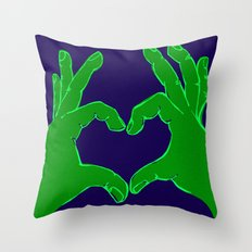 Perfect Love  Throw Pillow