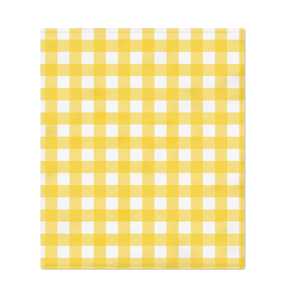 White_&_Yellow_Gingham_Pattern_Throw_by_nlmiller07art