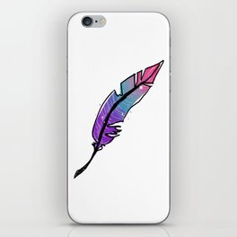 Feather Fancy iPhone Skin