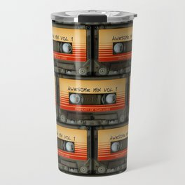Awesome Guardian Cassette Vol 1 Travel Mug
