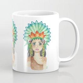 Crown of Leaves Coffee Mug