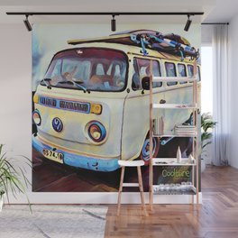 Summer of Love by Crow Creek Coolture Wall Mural