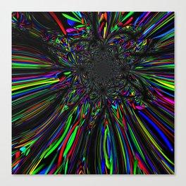 Streaker of Light Canvas Print