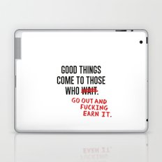Good Things Laptop & iPad Skin