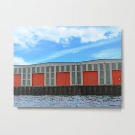 DENMARK WATERFRONT  Metal Print