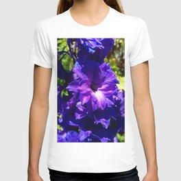 Purple Larkspur T-shirt