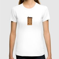 plane T-shirts featuring Plane by Oksana Tarasova