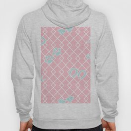 Baby Animal Footprints on Diamonds Hoody