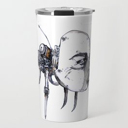 idiotfish Travel Mug