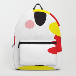 Rooster Block Backpack