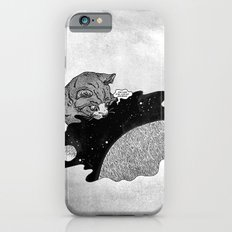 Space and the Cat Slim Case iPhone 6s