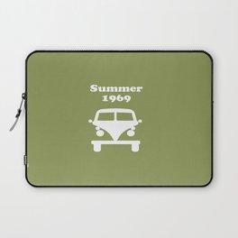 Summer 1969 - Green Laptop Sleeve