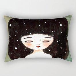 I am the Cosmos Rectangular Pillow