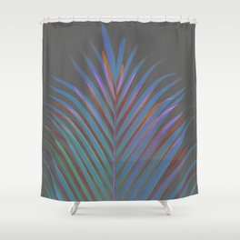 Chic palm / Tropical touch Shower Curtain