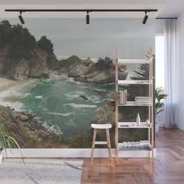 Big Sur - Julia Pfeiffer Wall Mural