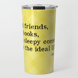 The Ideal Life Travel Mug