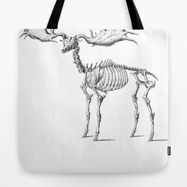 Dead Moose Tote Bag