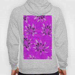 Violet Aria Rose Hoody