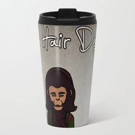 bad hair day no:1 / Planet of the Apes Travel Mug