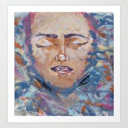 The Awakening of Consciousness Art Print