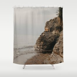 Going Coastal Shower Curtain