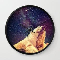Stargazer Wall Clock