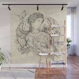 Lost in Heaven Wall Mural
