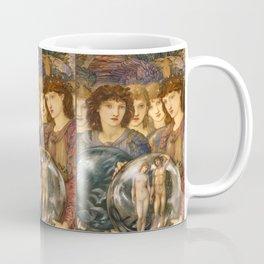 "Edward Burne-Jones ""The Days of Creation - Day 6"" Coffee Mug"