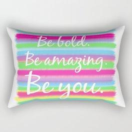 Bold, Amazing YOU! Rectangular Pillow