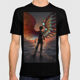 MISMATCHED WINGS T-shirt