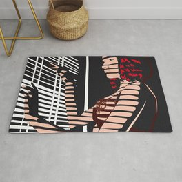 02 - SHADOW GIRL Rug