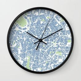 Milan-oh Wall Clock