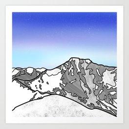 Ben Nevis Scotland Art Print