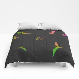 The magnificent frigatebirds *N* by #Bizzartino Comforters