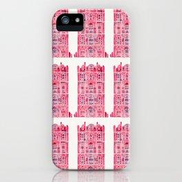 Hawa Mahal – Pink Palace of Jaipur, India iPhone Case