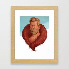 Perlman Framed Art Print