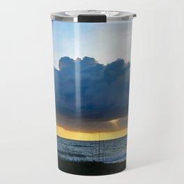 Breaking Morning on Hutchinson Island Travel Mug