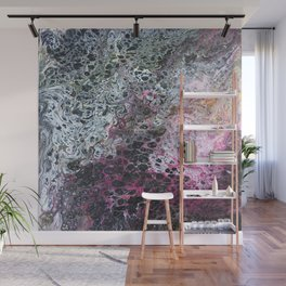 Acrylic pour 2 Wall Mural