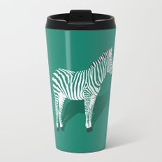 Animal Kingdom: Zebra III Travel Mug