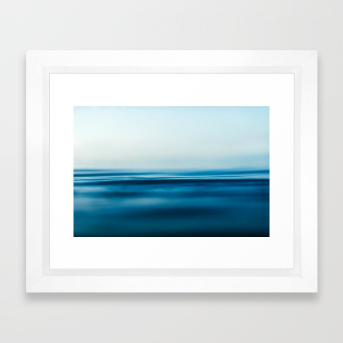 Venice Lines Framed Art Print