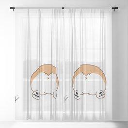 Wiggle Sheer Curtain
