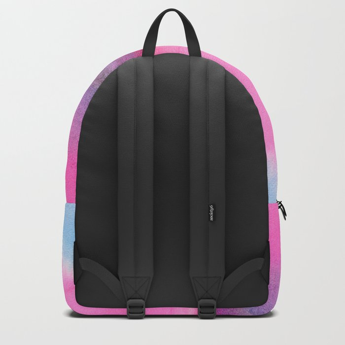 Abstract Landscape 90 Backpack