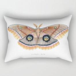 Polyphemus Moth Rectangular Pillow