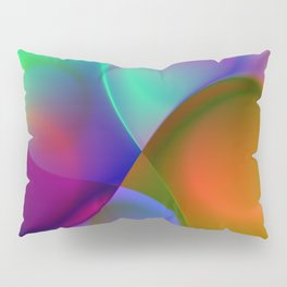 a towel full of colors -9- Pillow Sham