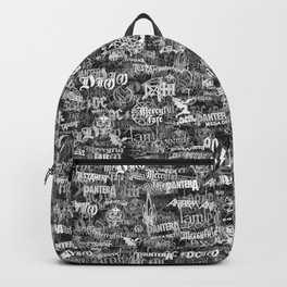 Heavy metal bands Backpack