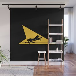Fighter Squadron Twenty One VF-21 Freelancers Tail Wall Mural