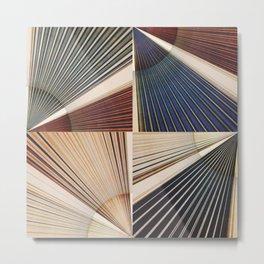 Geometric 4A Metal Print