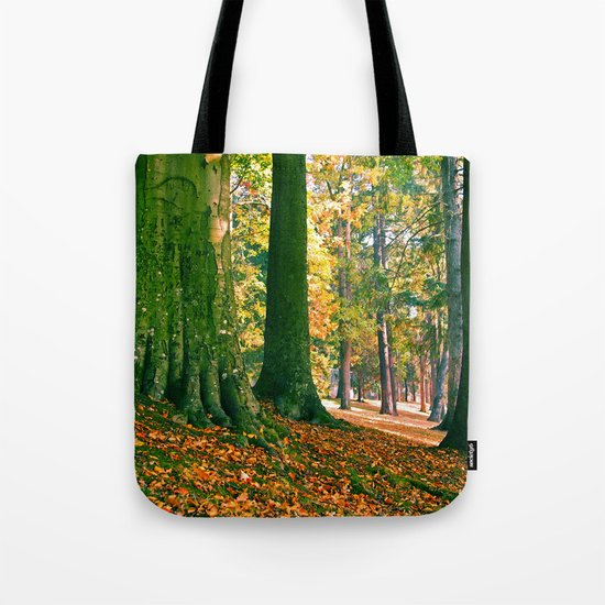 South Park trees Tote Bag