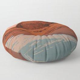 Prince Edward Island National Park Floor Pillow