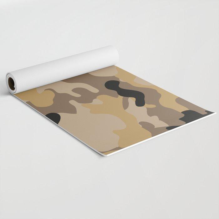 CAMO Yoga Mat